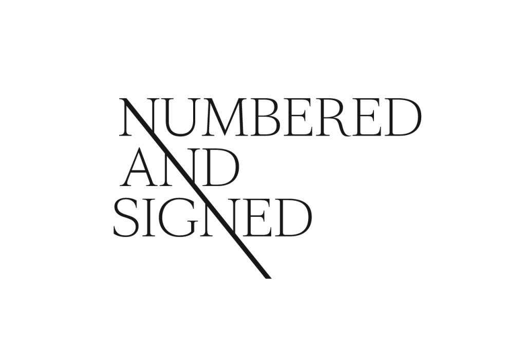 Numbered And Signed Circle Culture