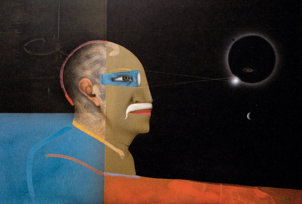 Paul Wunderlich and Karin Székessy Circle Culture